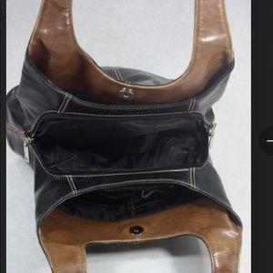 Vintage Neutralizer leather bag 3/compartments